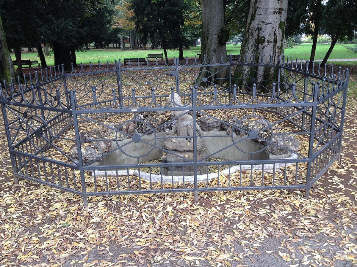 Csc ristrutturazine fontana villa litta