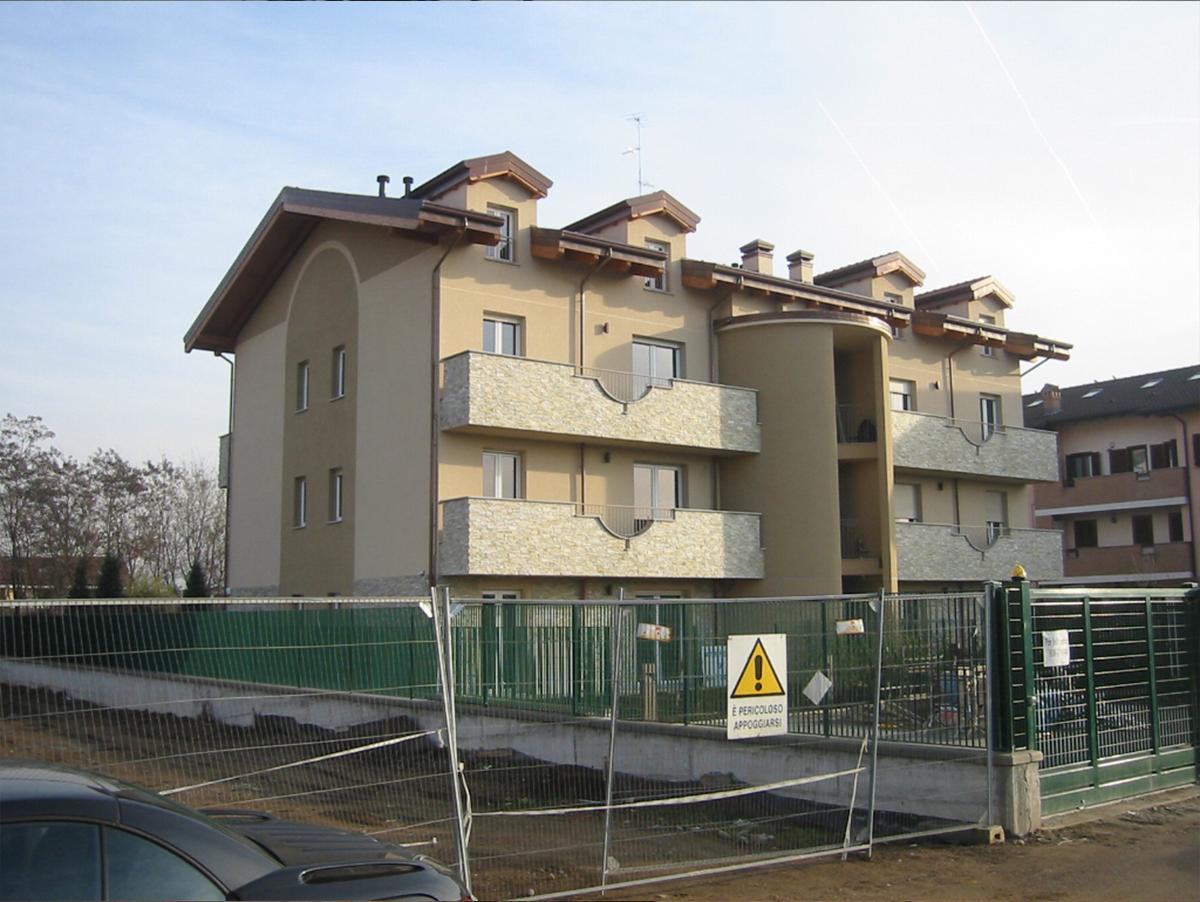 Csc costruzione palazzina 1
