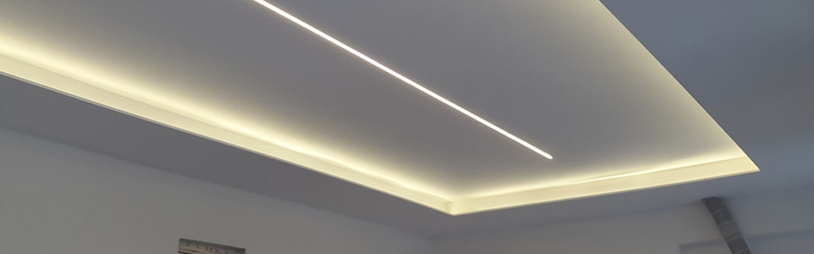 Csc controsoffitto con led