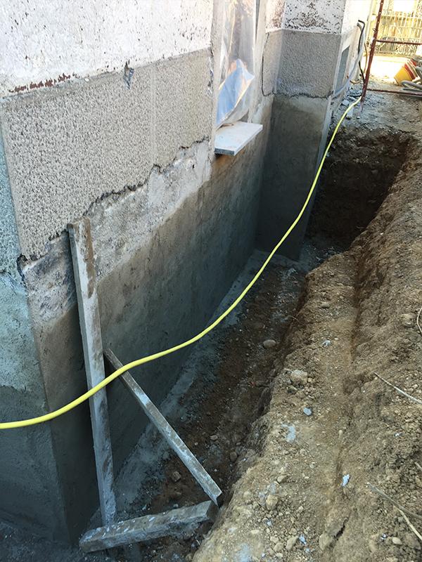Csc impermeabilizzazione muro interrato 1