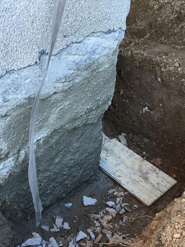 Csc impermeabilizzazione muro interrato 2